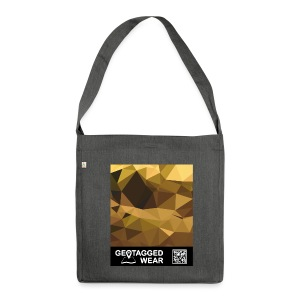 Camouflage Amber – Muskoka Collection 1708 - Schultertasche aus Recycling-Material