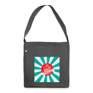 Magalluf-Badge - Shoulder Bag made from recycled material