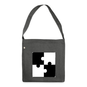 jigsaw - Shoulder Bag made from recycled material