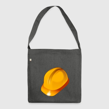 helmet - Shoulder Bag made from recycled material