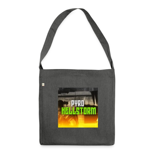 Accessories Logo - Shoulder Bag made from recycled material