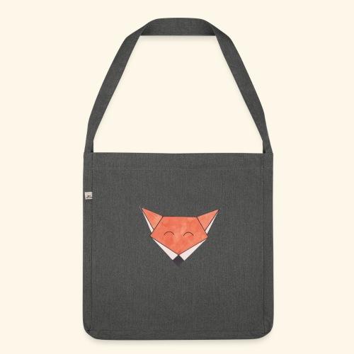 Foxy - Skuldertaske af recycling-material