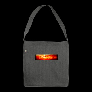 Flight Unlimited - Schultertasche aus Recycling-Material