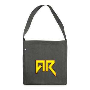 logo_trans_copy - Shoulder Bag made from recycled material