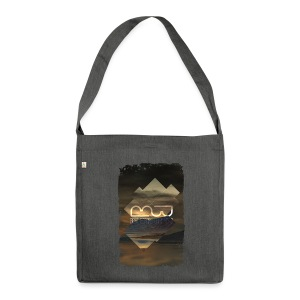 Women's shirt Album Art - Shoulder Bag made from recycled material
