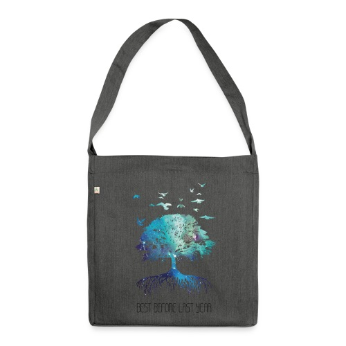 Men's shirt Next Nature Light - Shoulder Bag made from recycled material