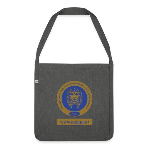 ÖGGS Logo - Schultertasche aus Recycling-Material