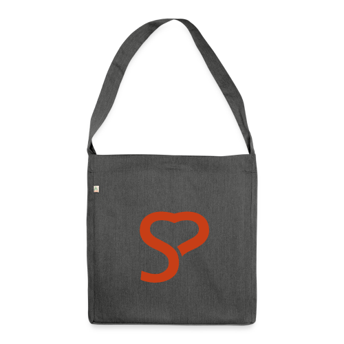 Lifestyle Collection - Schultertasche aus Recycling-Material