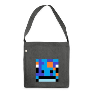 Chameleon Head Bags & Backpacks - Shoulder Bag made from recycled material