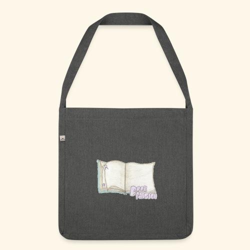 Ailis Regin - Schreiben ist eine Leidenschaft - Schultertasche aus Recycling-Material