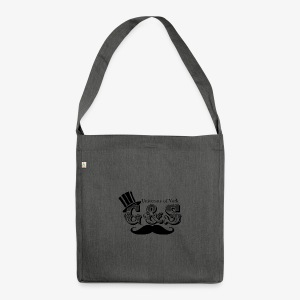 Gilbert and Sullivan Logo - Shoulder Bag made from recycled material
