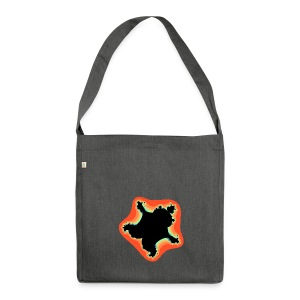 Burn Burn Quintic - Shoulder Bag made from recycled material