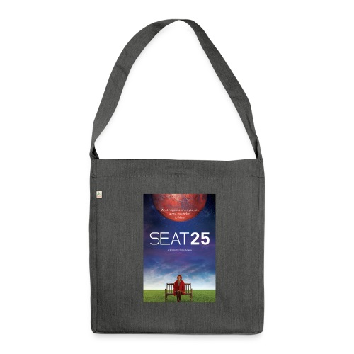 Poster - Shoulder Bag made from recycled material