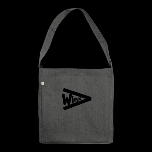 Winx Media Logo - Shoulder Bag made from recycled material
