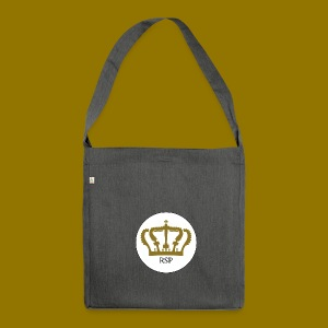 RoyalSiPlus Krone - Schultertasche aus Recycling-Material