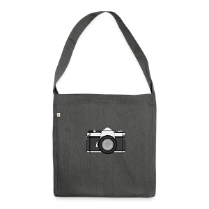 Shot Your Photo - Borsa in materiale riciclato