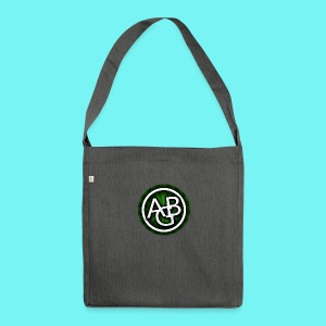 AustrianGamingBrothers Kollektion 2 - Schultertasche aus Recycling-Material