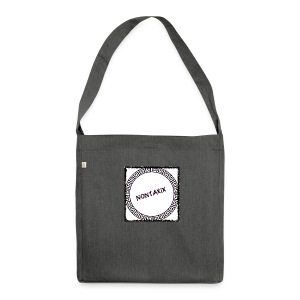 Nontaxix - Schultertasche aus Recycling-Material