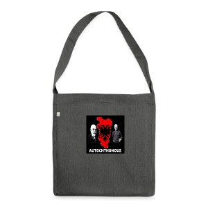 Autchthonous - Schultertasche aus Recycling-Material