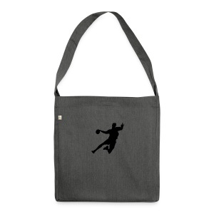 Player1 - Schultertasche aus Recycling-Material