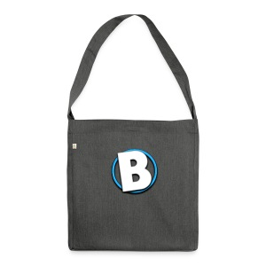 Bumble Logo - Shoulder Bag made from recycled material