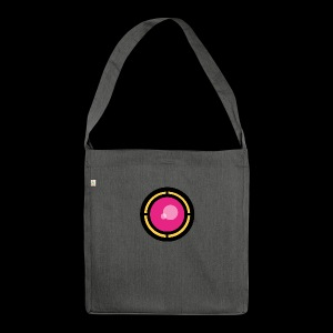 Eye of Phantom - Shoulder Bag made from recycled material