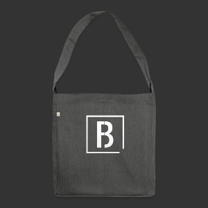 Bitfctry New Logo - Schultertasche aus Recycling-Material