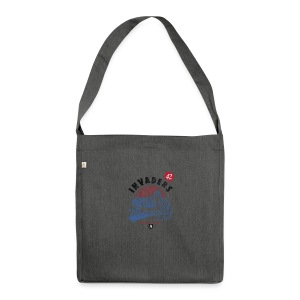 DownloadT-ShirtDesigns-com-2121724 Invaders - Shoulder Bag made from recycled material