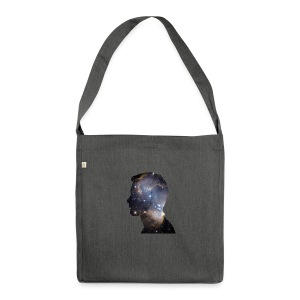 SPACEHEAD - Schultertasche aus Recycling-Material