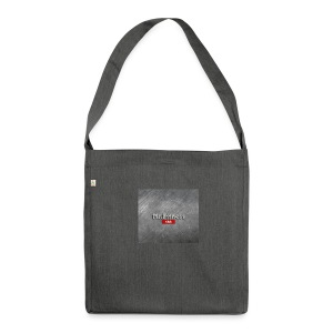 Mr.Fitness Club Shop - Schultertasche aus Recycling-Material