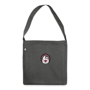 supporter - Schultertasche aus Recycling-Material