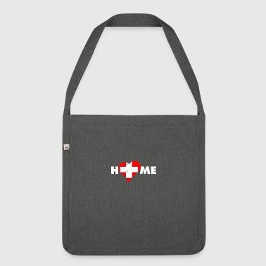 Suiza - Bandolera de material reciclado