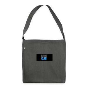 TSHIRT_LOGO - Shoulder Bag made from recycled material