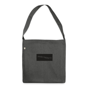 logo_merch - Shoulder Bag made from recycled material