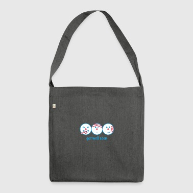 Get Well Soon - Borsa in materiale riciclato