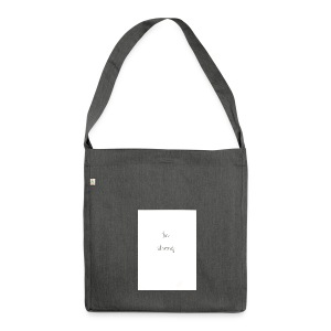 I'm strong - Borsa in materiale riciclato