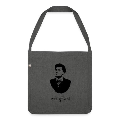 Amedeo Modigliani - Borsa in materiale riciclato