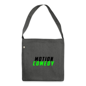 MotionComedy Official - Shoulder Bag made from recycled material
