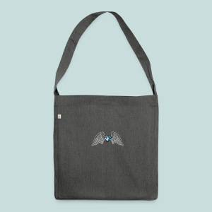 Bling angel - Shoulder Bag made from recycled material