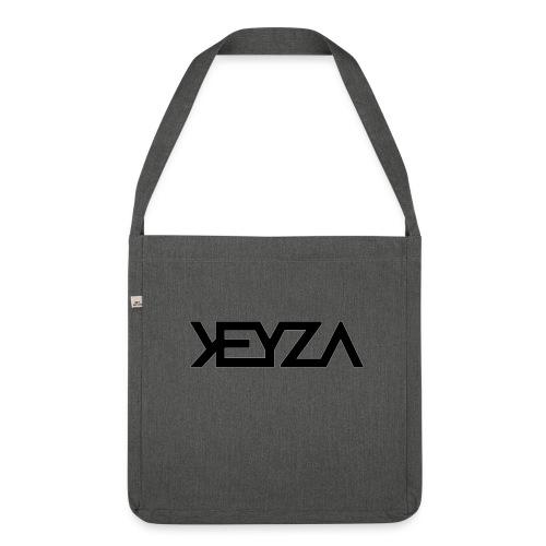KEYZA LOGO - Schultertasche aus Recycling-Material