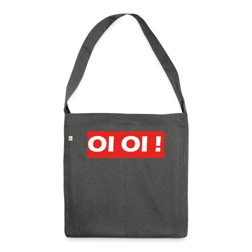 OI OI STORE - Shoulder Bag made from recycled material