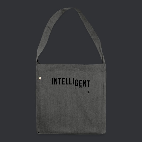 IntelliGENT - Shoulder Bag made from recycled material