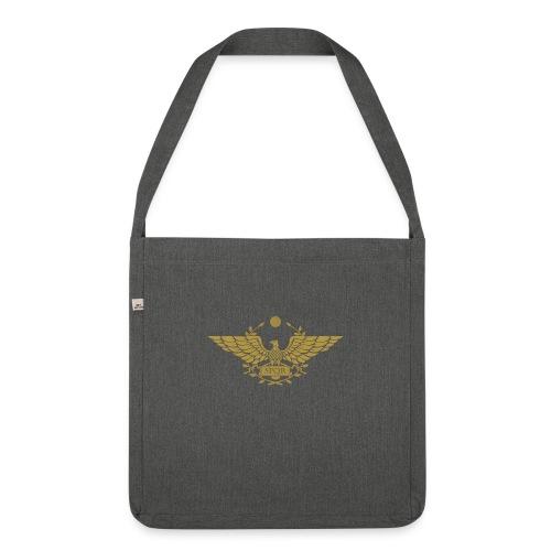 Orzeł SPQR | Eagle of SPQR - Torba na ramię z materiału recyklingowego
