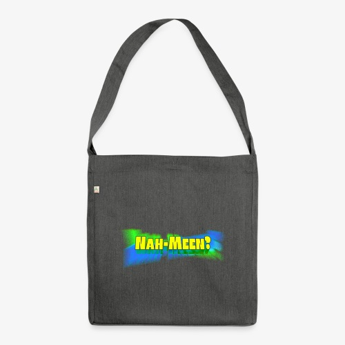 Nah meen yellow - Shoulder Bag made from recycled material