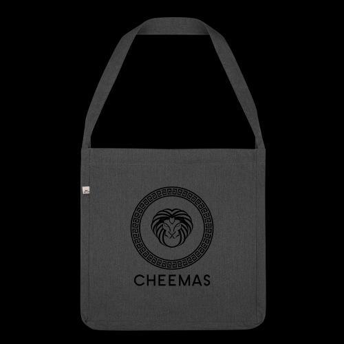 CHEEMAS - Sac bandoulière 100 % recyclé