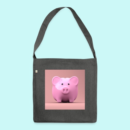 piggy - Shoulder Bag made from recycled material