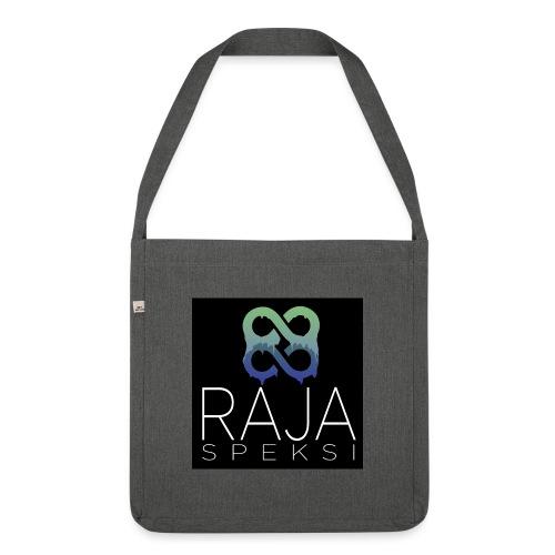 RajaSpeksin logo - Olkalaukku kierrätysmateriaalista