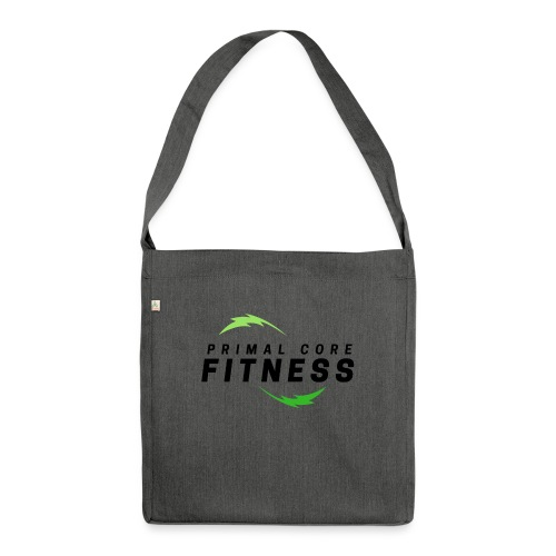 Primal Core Logo - Schultertasche aus Recycling-Material