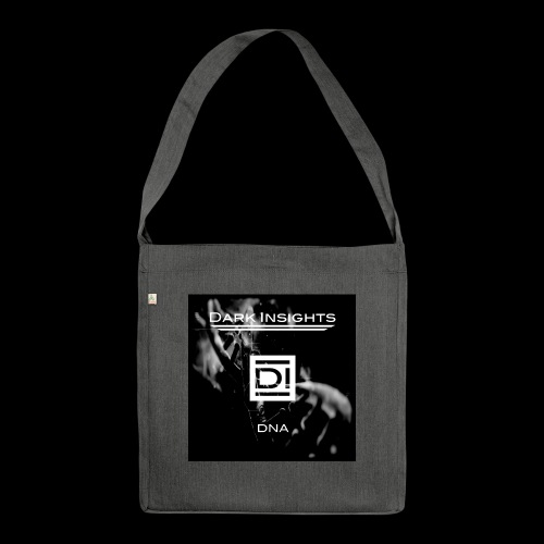 Dark Insights DNA THE ALB - Shoulder Bag made from recycled material