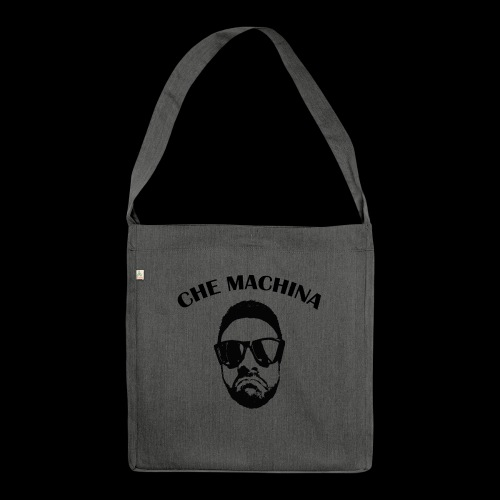 CHE MACHINA - Borsa in materiale riciclato